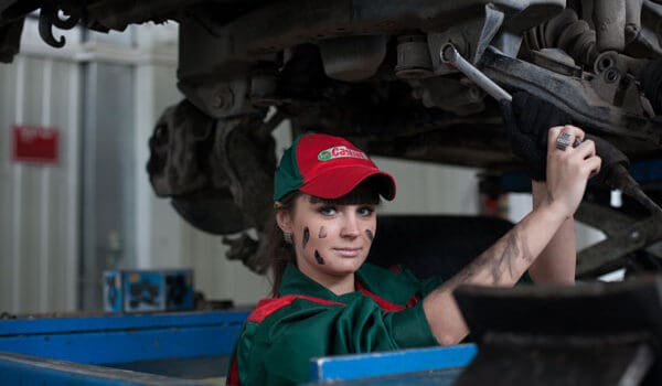 Husk at få din bil til service