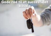 Gode råd til et succesfuldt bilsalg